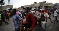 احتجاجات عنيفة فى هايتى