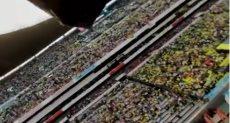 نسر يصور أكبر ملعب بالمكسيك