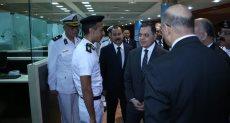 وزير الداخلية يتفقد مطار شرم الشيخ