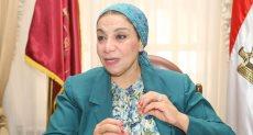 الدكتور هالة صلاح عميد قصر العيني