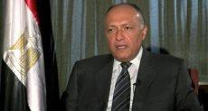 سامح شكرى - وزير الخارجية