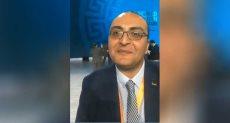 عمرو عزت عضو تنسيقية شباب الأحزاب والسياسيين
