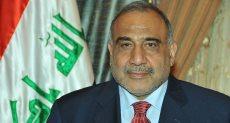 عادل عبد المهدى رئيس مجلس الوزراء العراقى