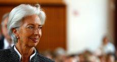 كريستين لاجارد مديرة صندوق النقد الدولى