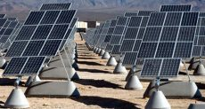 مشروعات الطاقة الشمسية