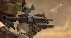 بندقية 4 فوهات
