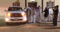 هدية رجل أعمال سعودي لعامل مصري