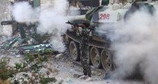 الحرب في ليبيا - أرشيفية