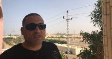 مدحت زايد رئيس قرية الشيخ زايد