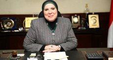 الدكتورة نيفين جامع رئيس الجهاز التنفيذى للمشروعات المتوسطة والصغيرة ومتناهية الصغر