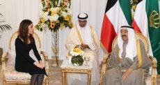 الشیخ صباح الأحمد الجابر الصباح الحائزة على نوبل للسلام