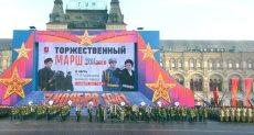 إحياء ذكرى العرض العسكرى التاريخى بموسكو