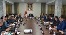وزير الداخلية التونسى هشام الفراتي