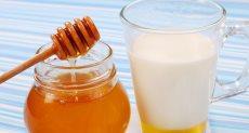 حليب وعسل