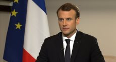 إيمانويل ماكرون رئيس فرنسا