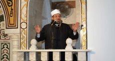 الدكتور محمد مختار جمعة وكيل وزارة الأوقاف