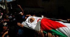 شهيد فلسطينى - أرشيفية