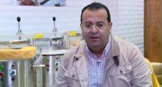 أحمد الغول بعد دعم الجهاز المشروعات