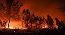 الحرائق تلتهم 7 آلاف