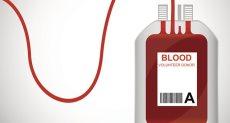 التبرع بالدم -أرشيفية