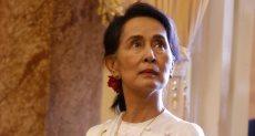 سو تشى زعيمة بورما