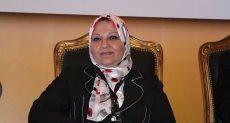 المهندسة صباح مشالى وكيل أول وزارة الكهرباء و الطاقة المتجددة