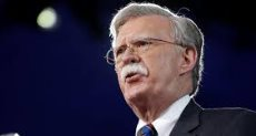 مستشار الأمن القومي الأمريكي جون بولتون