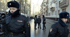 الشرطة الروسية ـ صورة أرشيفية