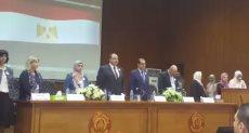 محمد المحرصاوى رئيس جامعة الأزهر