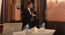 المستشار عبد الرازق مهران رئيس المكتب الفنى لقسم التشريع