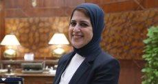 الدكتورة هالة زايد وزير الصحة والسكان