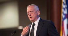 جيمس ماتيس - وزير الدفاع الأمريكى