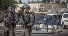 المسجد الأقصى وجنود الاحتلال