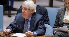 مارتن جريفيث مبعوث الأمم المتحدة الخاص لليمن