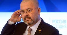 السفير العراقي لدى موسكو حيدر منصور هادي