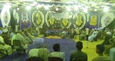 احتفالات الطرق الصوفية بالمولد النبوي فى أسوان