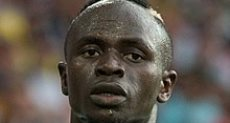 النجم السنغالي ساديو ماني