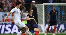 انجلترا ضد كرواتيا