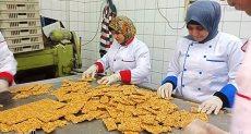 تصنيع حلوى المولد بالإسكندرية