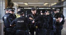 الأمن البريطاني - أرشيفية