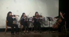 مقطوعات موسيقية احتفالا بتكريم نجوم الزمن الجميل بأكاديمية الفنون