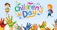 احتفالات عيد الطفل children's day