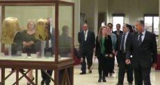 زياره المتحف المصري