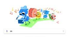جوجل تحتفل باليوم العالمي للطفل
