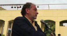 جانب من ندوة حسن حسنى بمهرجان القاهرة