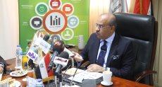 الدكتور إبراهيم عشماوى، مساعد أول وزير التموين للاستثمار ورئيس جهاز تنمية التجارة الداخلية