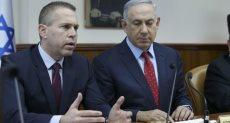 وزير الأمن الداخلي الإسرائيلي