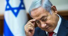 رئيس الوزراء الإسرائيلى بنيامين نتنياهو