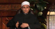الدكتور محمود شلبي أمين الفتوى بدار الإفتاء