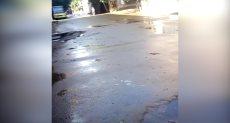 أمطار غزيرة تضرب القليوبية